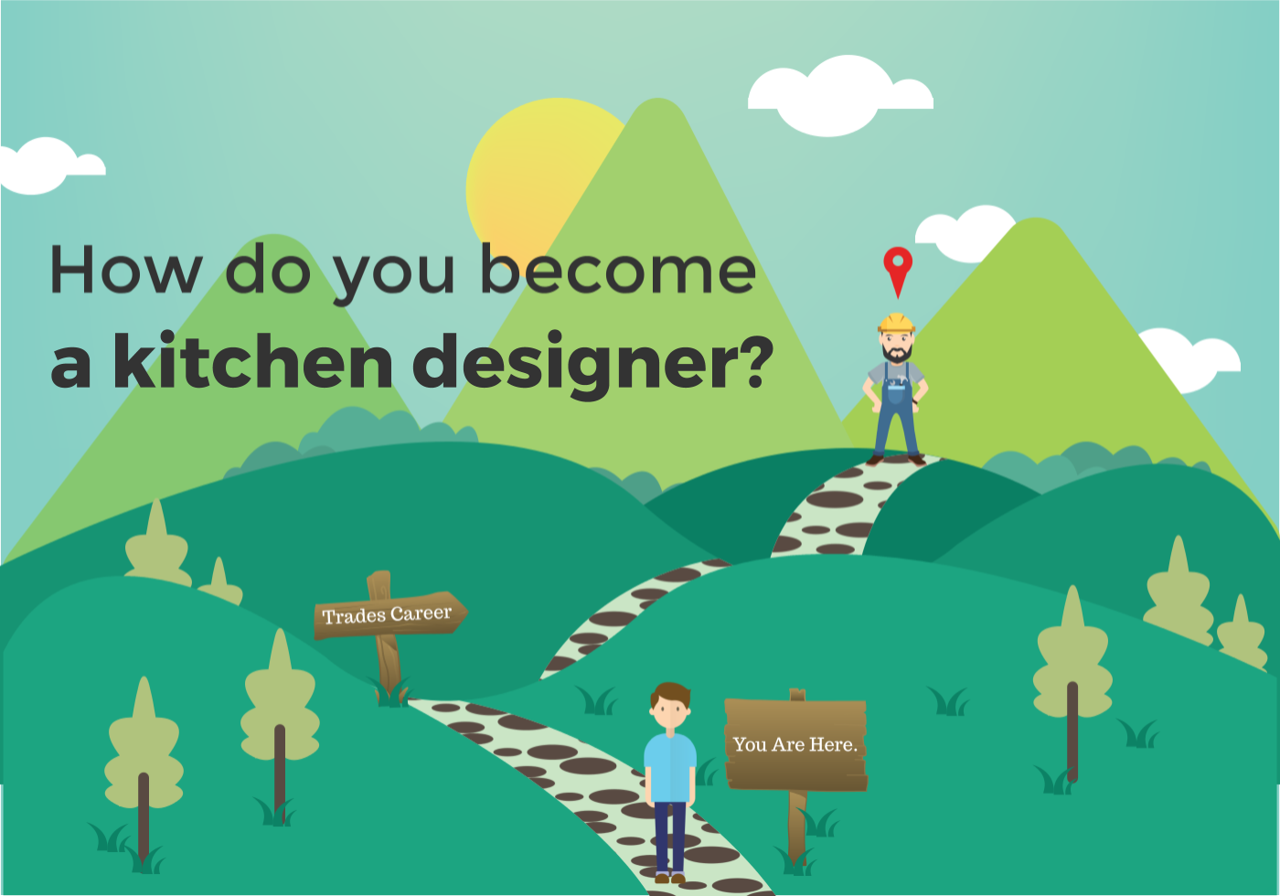 how to become a Kitchen Designer