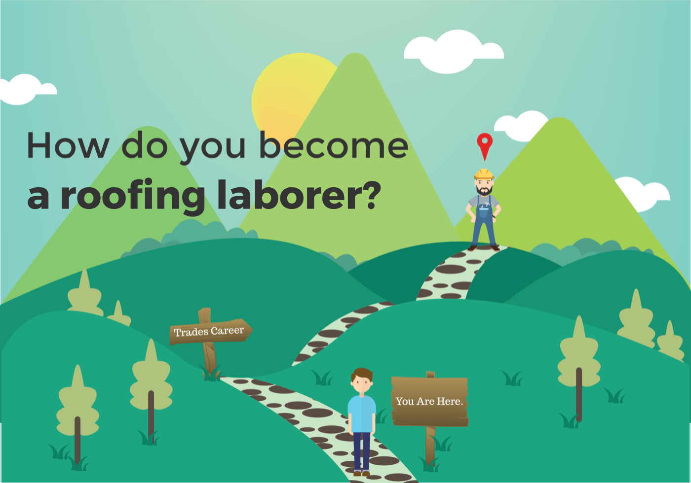 how to become a Roofing Laborer