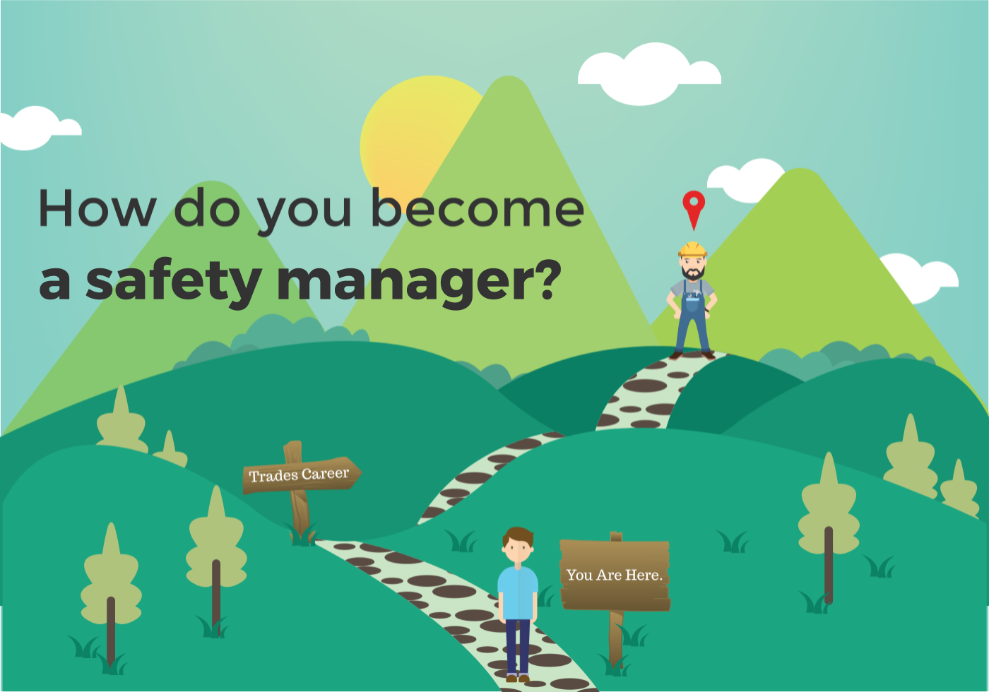 how to become a Construction Safety Manager