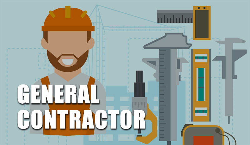 general contractor job description  salary  requirements