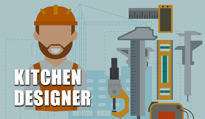 Remarkable Kitchen Designer Job Description Salary Requirements Download Free Architecture Designs Scobabritishbridgeorg