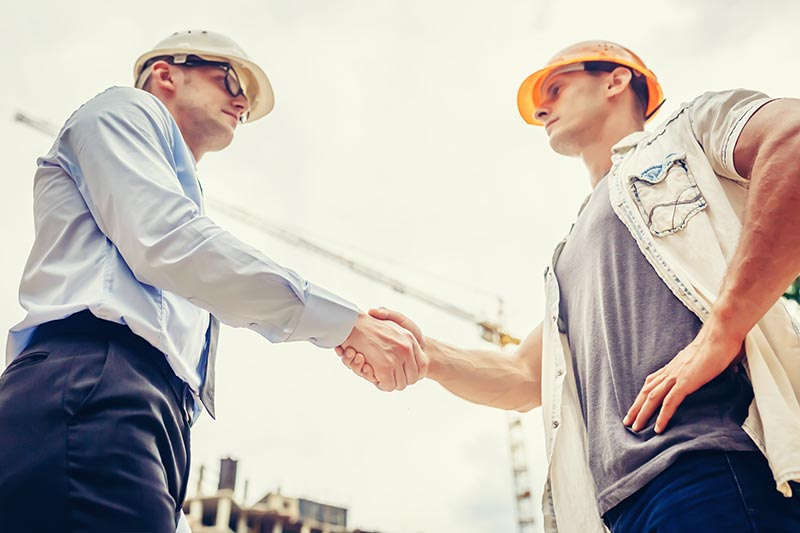Construction business networking