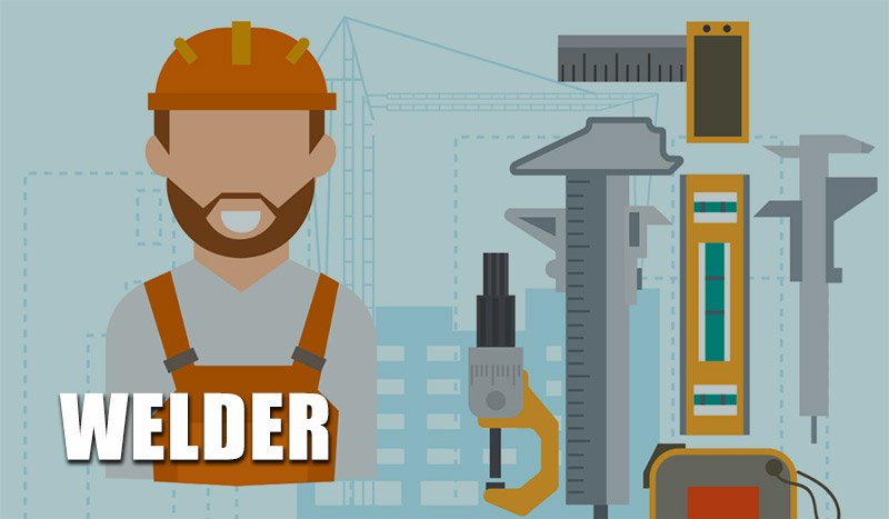 Welder Career