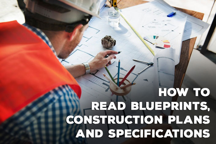 How to Read Construction Plans - A Beginner's Guide