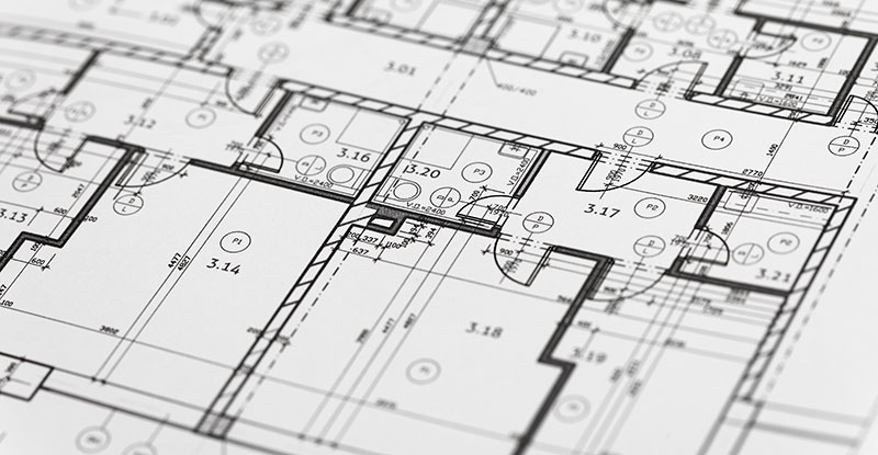 How to read construction plans a beginner 39 s guide for Construction plan drawing