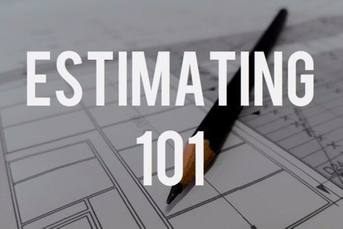 Construction Estimating 101 Course