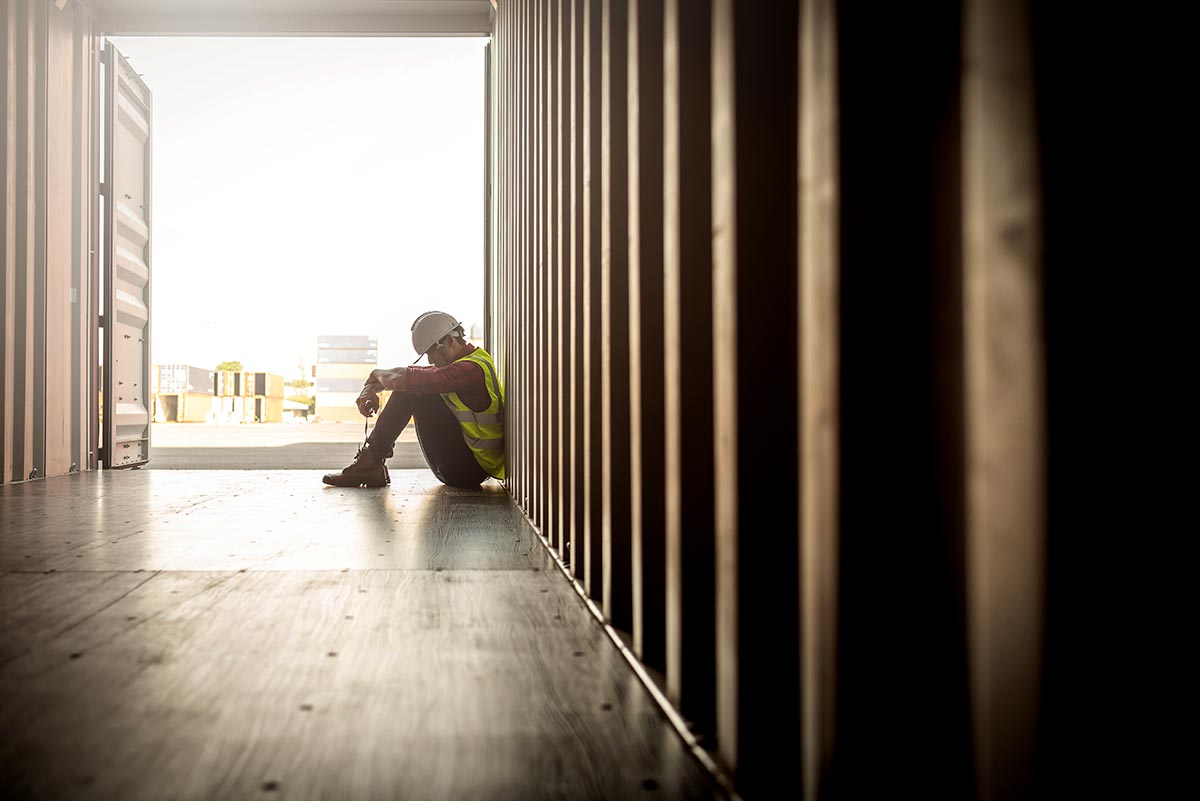 Construction Worker Mental Health Issues