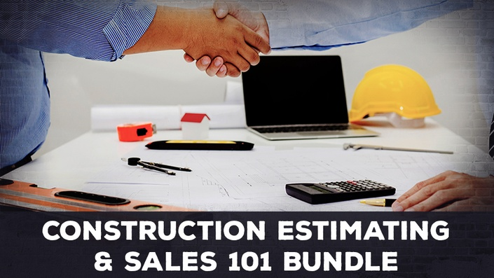 Selling and Estimating in the Construction Industry