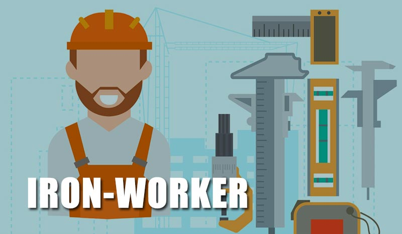 Iron-Worker Career