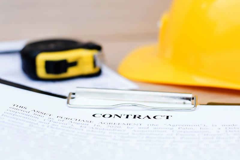 Construction Contract Bond