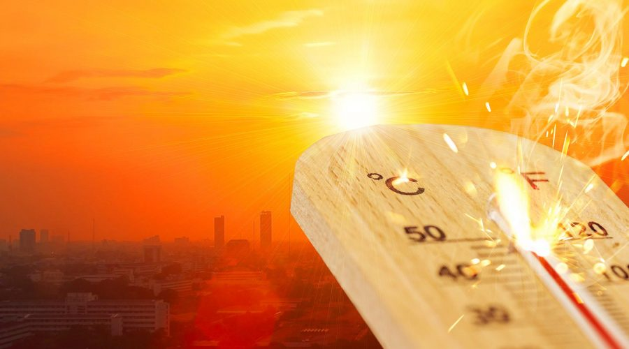 Stay Safe Working Outside in The Heat